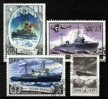 Russia USSR CCCP, Boats - Ships - Boten - Schiffe - Bateaux (o), Used - Boten
