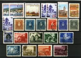Croatia / Hrvatska, Lot Of 23 Stamps (o), Used - Croatia