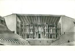 CPM - 84 - ORANGE - La Scène Et Les Gradins Du Théâtre Antique (Ed. S.L., 95.211) - Orange
