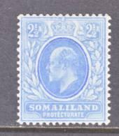 Somaliland  Protectorate  43  *  Wmk. 3  1905  Issue - Somaliland (Protectorate ...-1959)
