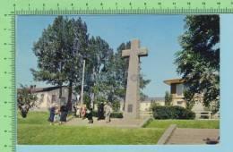 1964 Péninsule Gaspésienne ( Emplacement De La Croix De Jacques Cartierl) 2 Scan Carte Postale Post Card - Quebec