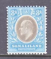 Somaliland  Protectorate  47  *  Wmk. 3  1905  Issue - Somaliland (Protectorate ...-1959)