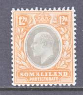 Somaliland  Protectorate  48  *  Wmk. 3  1905  Issue - Somaliland (Protectorate ...-1959)