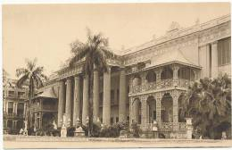 INDIA:  MARBLE PALACE. CALCUTTA -- PHOTOGRAVURE Photo (RPPC) - No. 2185 By Raphael Tuck & Sons - Inde