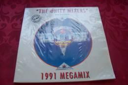 THE UNITY MIXERS  °  THE UNITY 1991 MEGAMIX - 45 T - Maxi-Single