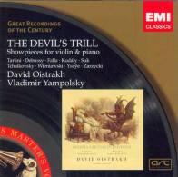 Oistrakh David - Yampolsky Vladimir - The Devil's Trill ( Showpieces For Violin & Piano ) - Klassik