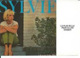 """15 - SYLVIE VARTAN """" LA PLUS BELLE POUR ALLER DANSER """" - Artistes"""