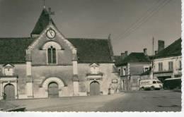 MOSNES Près Souvigny,Amboise- Place De L´Eglise - 1960 Bon état- 2 Scans - France