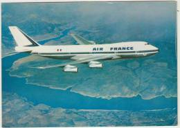 Themes Transports Aviation Avions       Boeing 747 Air France - 1946-....: Moderne
