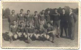 ST.JOOST TEN NODE-ST.JOSSE- SAISON 1952-1953-CARTE-PHOTO-EQU IPE DE FOOTBAL-VOYEZ 2 SCANS - St-Joost-ten-Node - St-Josse-ten-Noode