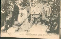 Fin Du Défile Des Premiers Prisonniers Allemands Arrivent ... - Toulouse