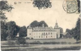 SPY-LE CHATEAU-KASTEEL-CARTE ENVOYEE 1912-EDIT.ED.NELS-BRUXELLES - Jemeppe-sur-Sambre