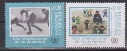 ARGENTINE        1985          N°  1499 / 1500                     COTE     2.00     EUROS          ( A108 ) - Argentine