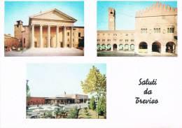Saluti Da TREVISO - Carte Multi-vues - - Treviso
