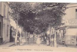 22009 Fouras Les Bains, Perspective Boulevard Allard -BB 10 Epicerie Patisserie Bernard