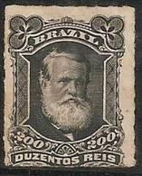 BRASIL 1878/79 - Yvert #42 - Mint No Gum (*) - Brasile