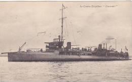 22021 Correspondance A Thomazi Marine Marin Ecrivain Brest Toulon Guerre Militaire -contre Torpilleur Durandal - Guerre