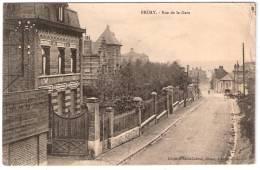 BRUAY Rue De La Gare (Ballet Lebrun) Pas De Calais (62) - France