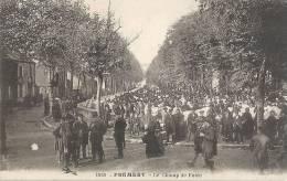 PREMERY CHAMP DE FOIRE - France