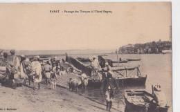 MAROC 1918-RABAT-passage Des Troupes à L´oued Regreg - Rabat