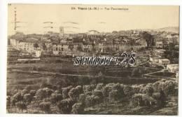 VENCE - N° 284 - VUE PANORAMIQUE - Vence
