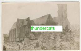 MERKEM  Fotokaart  1914-18 Zie Scans - Houthulst