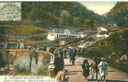 Mauhourat. La Buvette De Mauhourat ,petit St Sauveur Et Le Pré ; - Other Municipalities