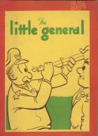 THE LITTLE GENERAL - By Howard Wyrauch - Cartoons - Dessins Humoristiques US - Humour Guerre  +/- 1950        (3249) - Englisch