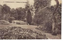 YERRES -91- CHATEAU DE BEAUREGARD - Yerres
