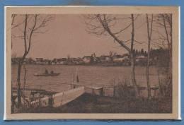 39 - CLAIRVAUX Du JURA --  Le Lac - Clairvaux Les Lacs