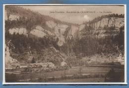 39 - CLAIRVAUX Du JURA --  Environ La Frasnée - Clairvaux Les Lacs