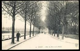 59 LILLE / Allée Du Bois De La Deule / - Lille