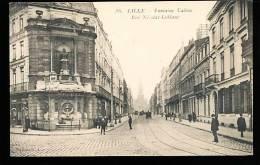 59 LILLE / Fontaine Vallon, Rue Nicolas Leblanc / - Lille