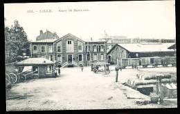 59 LILLE / Gare Saint Sauveur / - Lille