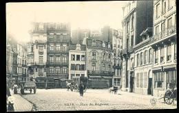 59 LILLE / Place Des Reigneaux / - Lille