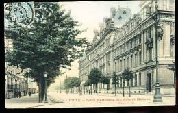 59 LILLE / Ecole Nationale D'Arts Et Métiers / BELLE CARTE COULEUR - Lille