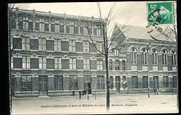 59 LILLE / Institut Catholique D'Arts Et Métiers, Dortoirs, Chapelle / - Lille
