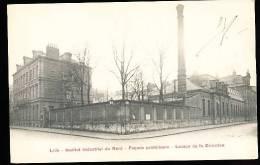 59 LILLE / Institut Industriel Du Nord, Locaux De La Direction / - Lille