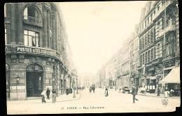 59 LILLE / Rue Inkermann / - Lille