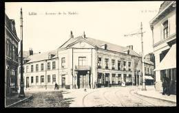 59 LILLE / Avenue De La Mairie / - Lille