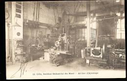 59 LILLE / Institut Industriel Du Nord, Atelier D'Ajustage / - Lille