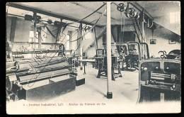 59 LILLE / Institut Industriel Du Nord, Atelier De Filature De Lin / - Lille