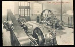 59 LILLE / Ecole Nationale D'Arts Et Métiers, Salle Des Machines / - Lille