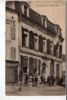 Barbezieux Hotel De Ville - France