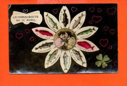 La Marguerite Du 1er Avril - - 1er Avril - Poisson D'avril