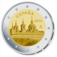 ** 2 EURO COMMEMORATIVE  ESPAGNE 2013 PIECE NEUVE ** - España