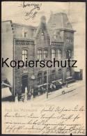 ALTE POSTKARTE GRUSS AUS WATTENSCHEID KAISERLICHES POSTAMT Post Bochum Cpa Postcard Ansichtskarte - Bochum