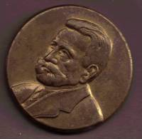 MEDAILLE EMIL KRAEPELIN   (15 February 1856 – 7 October 1926) - Germania