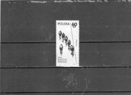 1972 - POLSKA / Cyclisme Mi 2158  MNH - 1944-.... Republik