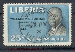 Liberia, 1944, YT PA 61 Gest., Stempel Monrovia 25. Aug. Zustand: I-II,  Brief Wird In Klarsichthülle Verschickt. (H) - Liberia